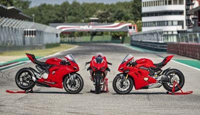 Ducati V4 Superleggera: potenza massima (236 cv) e peso minimo (161 kg)!