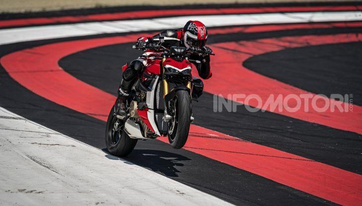 Ducati Streetfighter V4 e V4S: le super-naked da 208 cavalli in stile Panigale - Foto 19 di 40