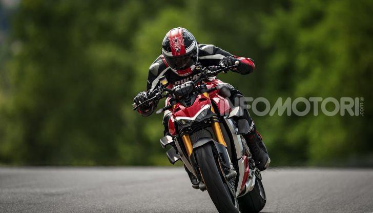Ducati Streetfighter V4 e V4S: le super-naked da 208 cavalli in stile Panigale - Foto 20 di 40