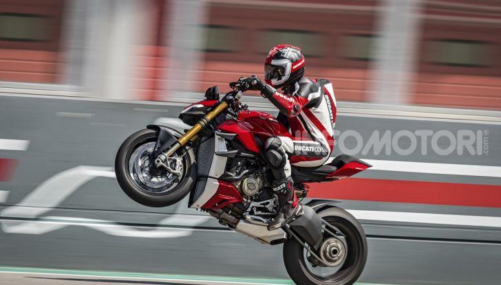 Ducati Streetfighter V4 e V4S: le super-naked da 208 cavalli in stile Panigale - Foto 17 di 40