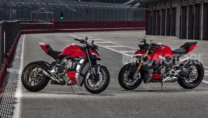 Ducati Streetfighter V4 e V4S: le super-naked da 208 cavalli in stile Panigale - Foto 40 di 40
