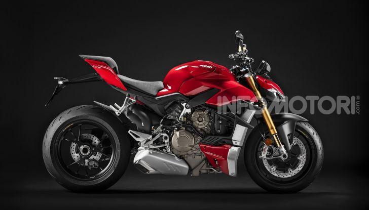 Ducati Streetfighter V4 e V4S: le super-naked da 208 cavalli in stile Panigale - Foto 39 di 40