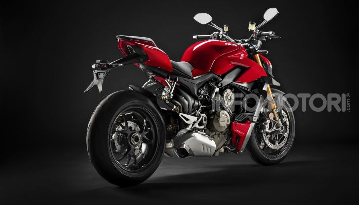 Ducati Streetfighter V4 e V4S: le super-naked da 208 cavalli in stile Panigale - Foto 37 di 40