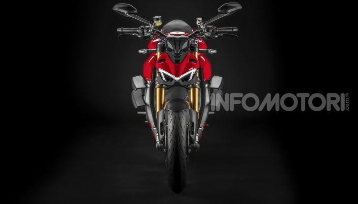 Ducati Streetfighter V4 e V4S: le super-naked da 208 cavalli in stile Panigale - Foto 34 di 40