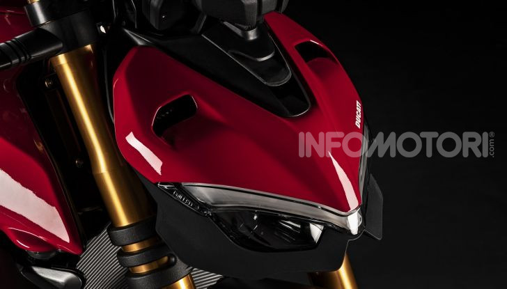 Ducati Streetfighter V4 e V4S: le super-naked da 208 cavalli in stile Panigale - Foto 28 di 40
