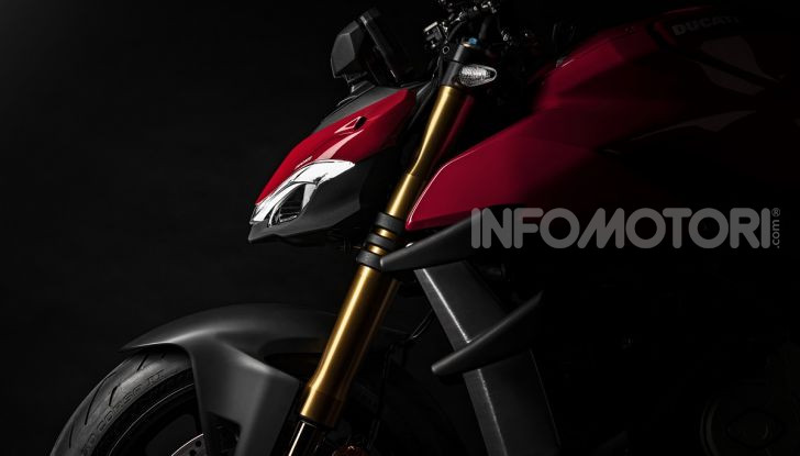 Ducati Streetfighter V4 e V4S: le super-naked da 208 cavalli in stile Panigale - Foto 31 di 40