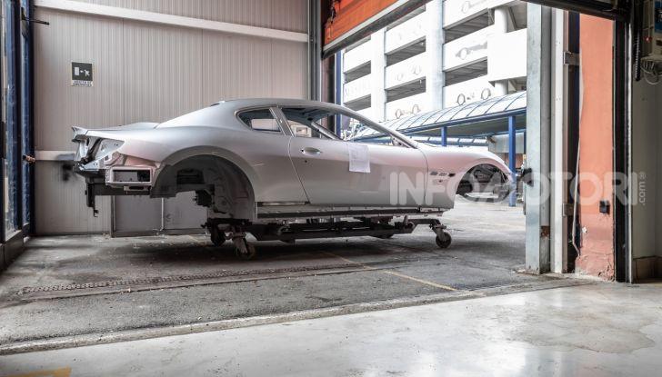 Maserati GranTurismo Zeda, versione finale in attesa della super sportiva - Foto 2 di 16