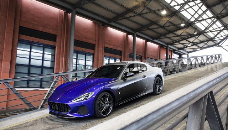 Maserati GranTurismo Zeda, versione finale in attesa della super sportiva - Foto 1 di 16