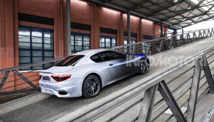 Maserati GranTurismo Zeda, versione finale in attesa della super sportiva - Foto 12 di 16