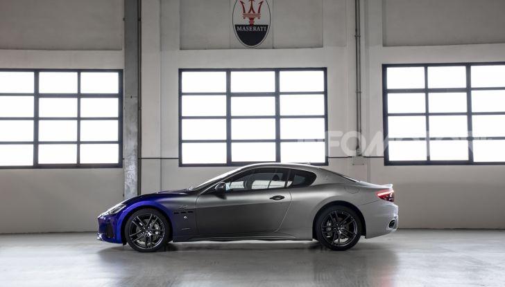 Maserati GranTurismo Zeda, versione finale in attesa della super sportiva - Foto 13 di 16