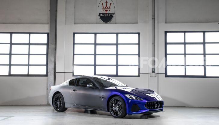 Maserati GranTurismo Zeda, versione finale in attesa della super sportiva - Foto 14 di 16
