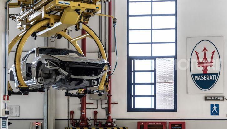 Maserati GranTurismo Zeda, versione finale in attesa della super sportiva - Foto 5 di 16