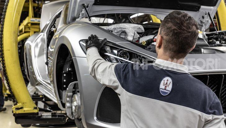 Maserati GranTurismo Zeda, versione finale in attesa della super sportiva - Foto 6 di 16