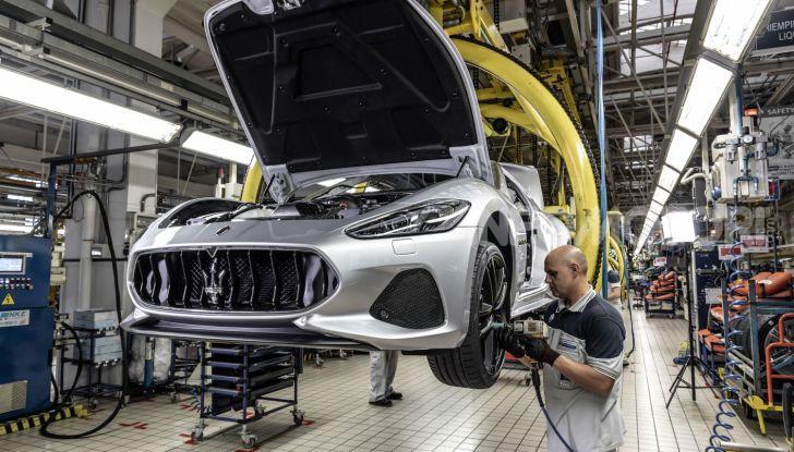 Maserati GranTurismo Zeda, versione finale in attesa della super sportiva - Foto 7 di 16