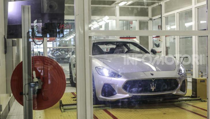 Maserati GranTurismo Zeda, versione finale in attesa della super sportiva - Foto 8 di 16