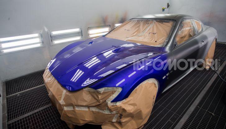 Maserati GranTurismo Zeda, versione finale in attesa della super sportiva - Foto 10 di 16