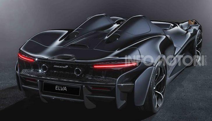 McLaren Elva: un bolide da 815 per soli 399 (ricchi) appassionati - Foto 1 di 6