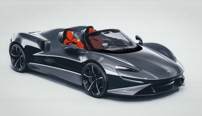McLaren Elva: un bolide da 815 per soli 399 (ricchi) appassionati