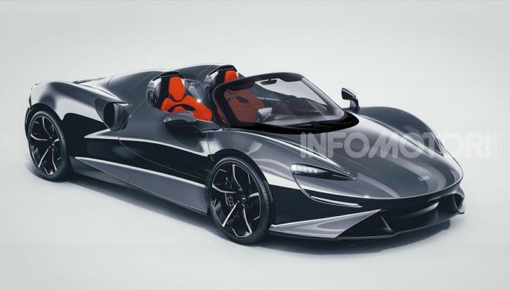 McLaren Elva: un bolide da 815 per soli 399 (ricchi) appassionati - Foto 5 di 6