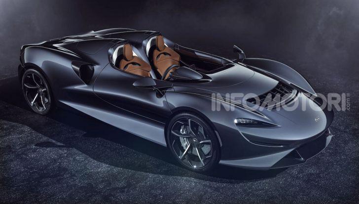 McLaren Elva: un bolide da 815 per soli 399 (ricchi) appassionati - Foto 6 di 6