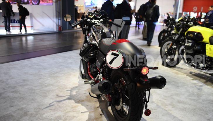 [VIDEO] EICMA 2019, tutte le novità di Piaggio, Vespa, Aprilia e Moto Guzzi - Foto 2 di 57