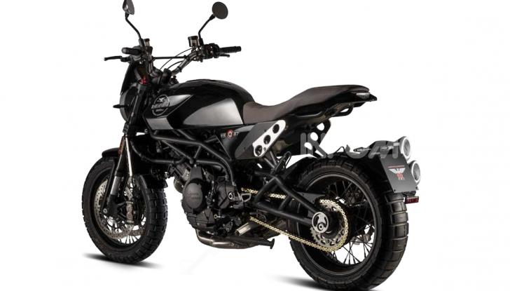 Moto Morini Seiemmezzo, Super Scrambler e X-Cape a EICMA 2019 - Foto 13 di 14