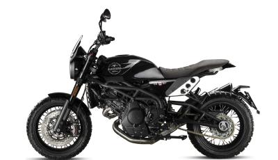 Moto Morini Seiemmezzo, Super Scrambler e X-Cape a EICMA 2019
