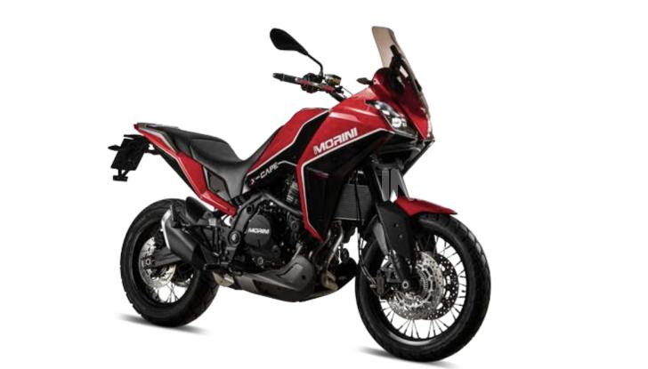 Moto Morini Seiemmezzo, Super Scrambler e X-Cape a EICMA 2019 - Foto 6 di 14