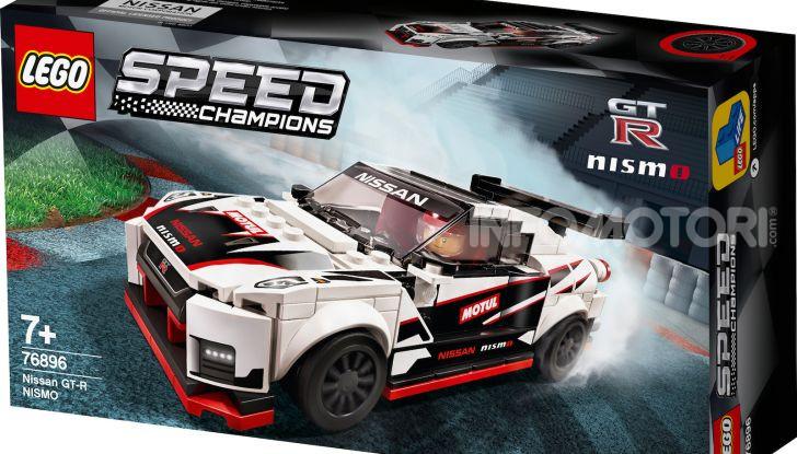 LEGO Speed Champions Nissan GT-R NISMO arriva nel 2020 - Foto 1 di 12