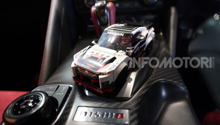 LEGO Speed Champions Nissan GT-R NISMO arriva nel 2020 - Foto 11 di 12