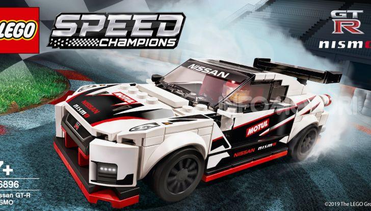 LEGO Speed Champions Nissan GT-R NISMO arriva nel 2020 - Foto 4 di 12