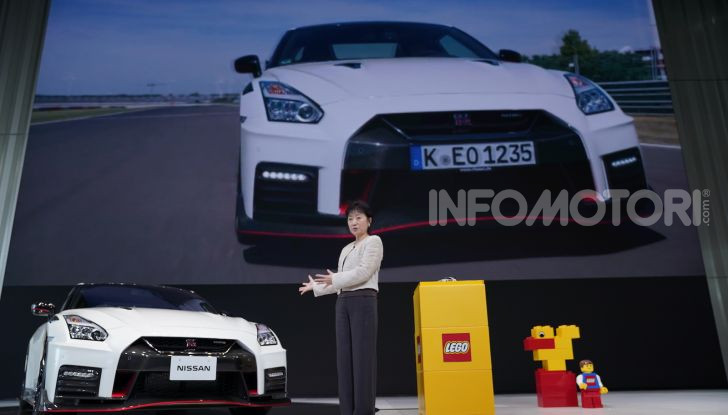 LEGO Speed Champions Nissan GT-R NISMO arriva nel 2020 - Foto 9 di 12