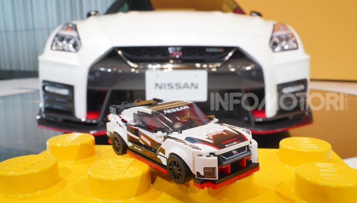 LEGO Speed Champions Nissan GT-R NISMO arriva nel 2020 - Foto 10 di 12