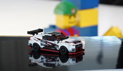 LEGO Speed Champions Nissan GT-R NISMO arriva nel 2020