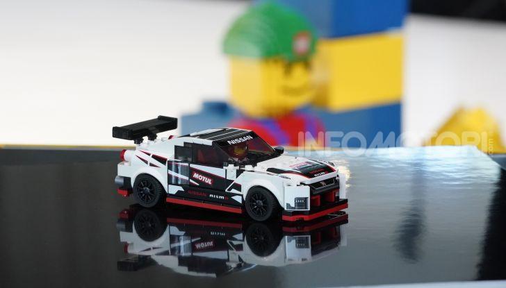 LEGO Speed Champions Nissan GT-R NISMO arriva nel 2020 - Foto 2 di 12