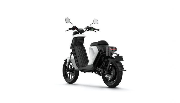NIU: tre nuovi scooter e una bicicletta elettrica ad EICMA 2019 - Foto 10 di 11