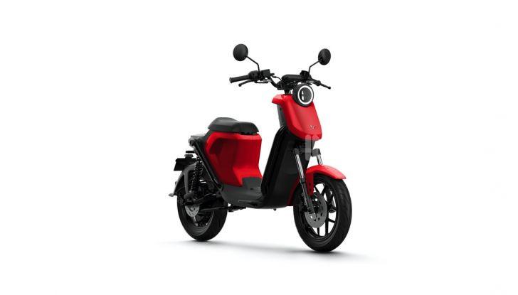NIU: tre nuovi scooter e una bicicletta elettrica ad EICMA 2019 - Foto 11 di 11