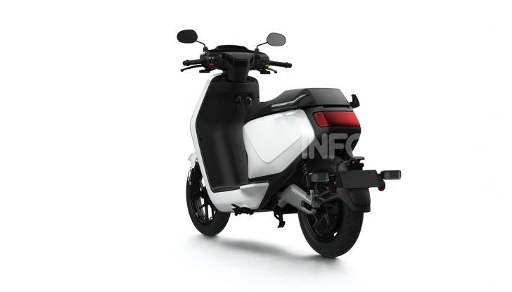 NIU: tre nuovi scooter e una bicicletta elettrica ad EICMA 2019 - Foto 5 di 11