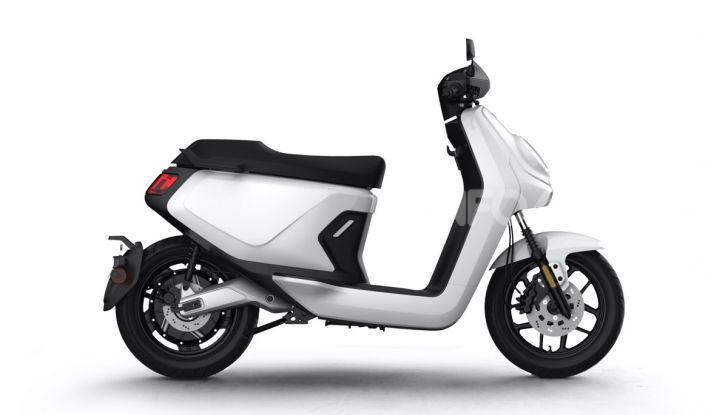 NIU: tre nuovi scooter e una bicicletta elettrica ad EICMA 2019 - Foto 6 di 11