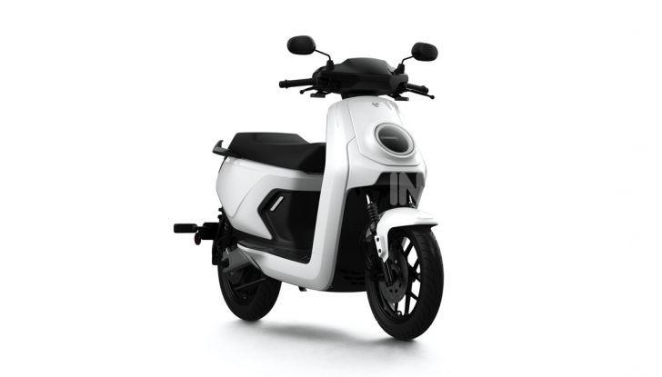 NIU: tre nuovi scooter e una bicicletta elettrica ad EICMA 2019 - Foto 7 di 11