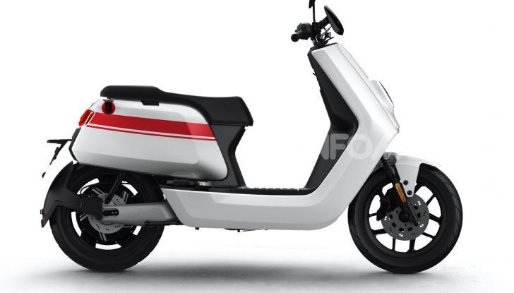 NIU: tre nuovi scooter e una bicicletta elettrica ad EICMA 2019 - Foto 2 di 11