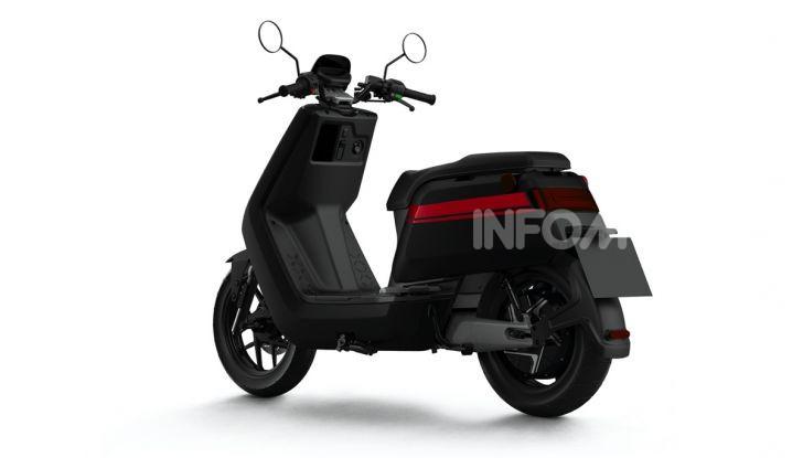 NIU: tre nuovi scooter e una bicicletta elettrica ad EICMA 2019 - Foto 8 di 11