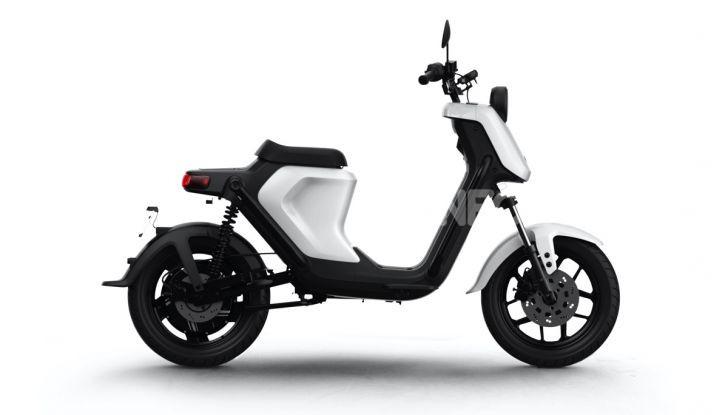 NIU: tre nuovi scooter e una bicicletta elettrica ad EICMA 2019 - Foto 9 di 11