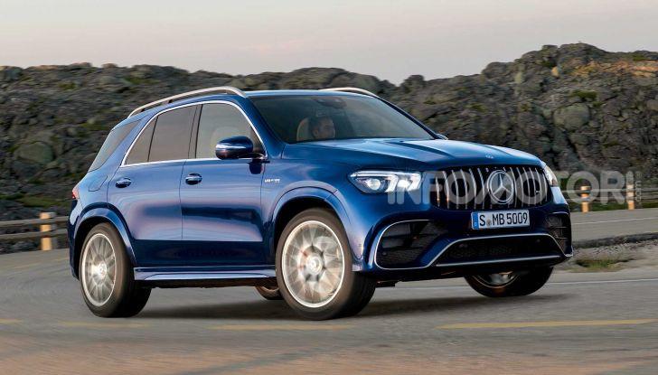 Nuova Mercedes-Benz GLE, il SUV di lusso si rinnova - Foto 4 di 14