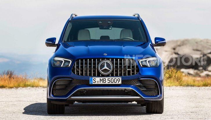 Nuova Mercedes-Benz GLE, il SUV di lusso si rinnova - Foto 14 di 14
