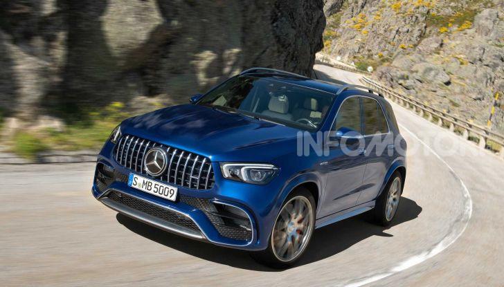 Nuova Mercedes-Benz GLE, il SUV di lusso si rinnova - Foto 10 di 14