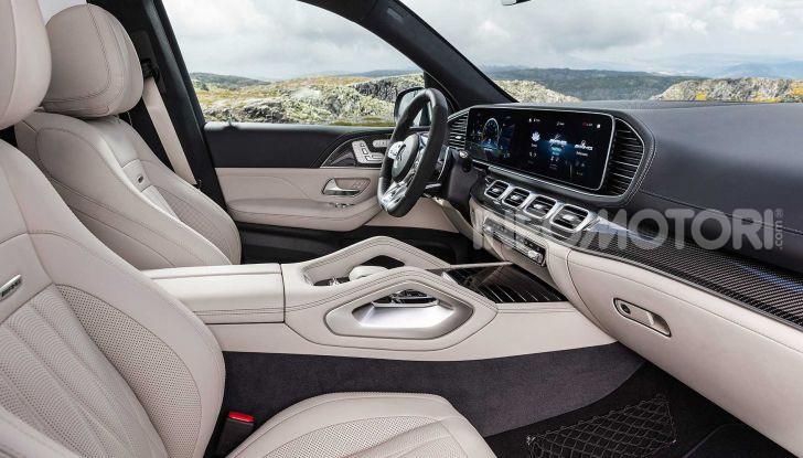Nuova Mercedes-Benz GLE, il SUV di lusso si rinnova - Foto 11 di 14