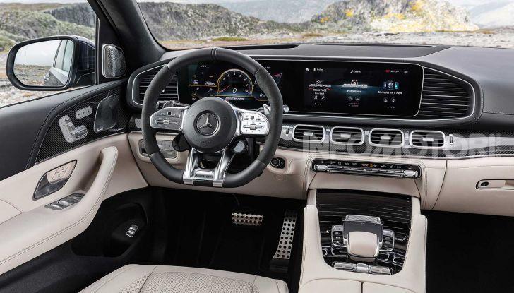 Nuova Mercedes-Benz GLE, il SUV di lusso si rinnova - Foto 3 di 14