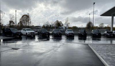 Nuova Mercedes-Benz GLE, il SUV di lusso si rinnova