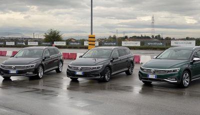Nuova Volkswagen Passat 2020 prova su strada, versioni e prezzi